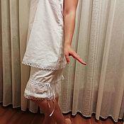 Комплекты белья ручной работы. Ярмарка Мастеров - ручная работа Белье: нижнее историческое белье. Handmade.