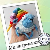 Материалы для творчества handmade. Livemaster - original item MK knitting