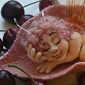 Куклы и игрушки ручной работы. Ярмарка Мастеров - ручная работа Спящая фея. Handmade.