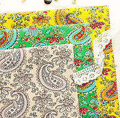 Материалы для творчества ручной работы. Ярмарка Мастеров - ручная работа (№71)Ткань бязь хлопок 100% для тильды, шитья и пэчворка. Handmade.