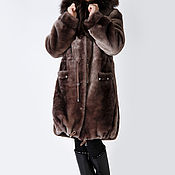 Одежда handmade. Livemaster - original item Mutton coat. Handmade.