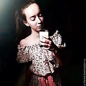 """Одежда ручной работы. Ярмарка Мастеров - ручная работа Платье """"Нежные чувства"""". Handmade."""