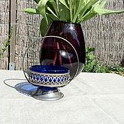 Винтаж handmade. Livemaster - original item Sugar Bowl