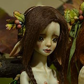 "Куклы и игрушки handmade. Livemaster - original item Porcelain ball jointed doll ""Ann"". Handmade."