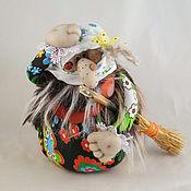 """Куклы и игрушки ручной работы. Ярмарка Мастеров - ручная работа Баба Яга """"Милейшая и добрейшая"""". Handmade."""