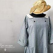 """Одежда ручной работы. Ярмарка Мастеров - ручная работа Платье """"Гавана"""". Handmade."""
