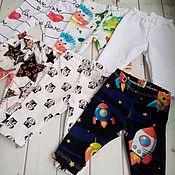 Одежда для кукол ручной работы. Ярмарка Мастеров - ручная работа Легинсы для Беби Бон в ассортименте. Handmade.