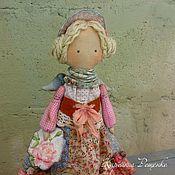 Куклы и игрушки ручной работы. Ярмарка Мастеров - ручная работа Весенняя пташка. Handmade.