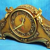 """Часы каминные """"Сон ангела"""""""