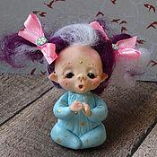 Куклы и игрушки ручной работы. Ярмарка Мастеров - ручная работа Феюшка Душевного равновесия и Йоги Омм. Handmade.