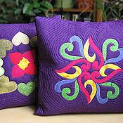 Для дома и интерьера ручной работы. Ярмарка Мастеров - ручная работа Сердечные подушки. Handmade.
