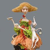 Куклы и игрушки ручной работы. Ярмарка Мастеров - ручная работа Время пить чай. Handmade.