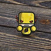 Украшения handmade. Livemaster - original item Wooden icon Reverse Flash. Handmade.