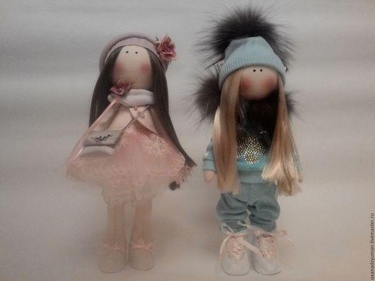 Коллекционные куклы ручной работы. Ярмарка Мастеров - ручная работа. Купить КУКЛЫ СНЕЖКИ. Handmade. Кукла ручной работы