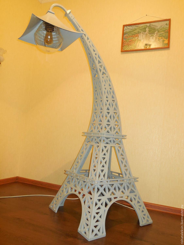 Эйфелева башня из картона - Pikabu 36