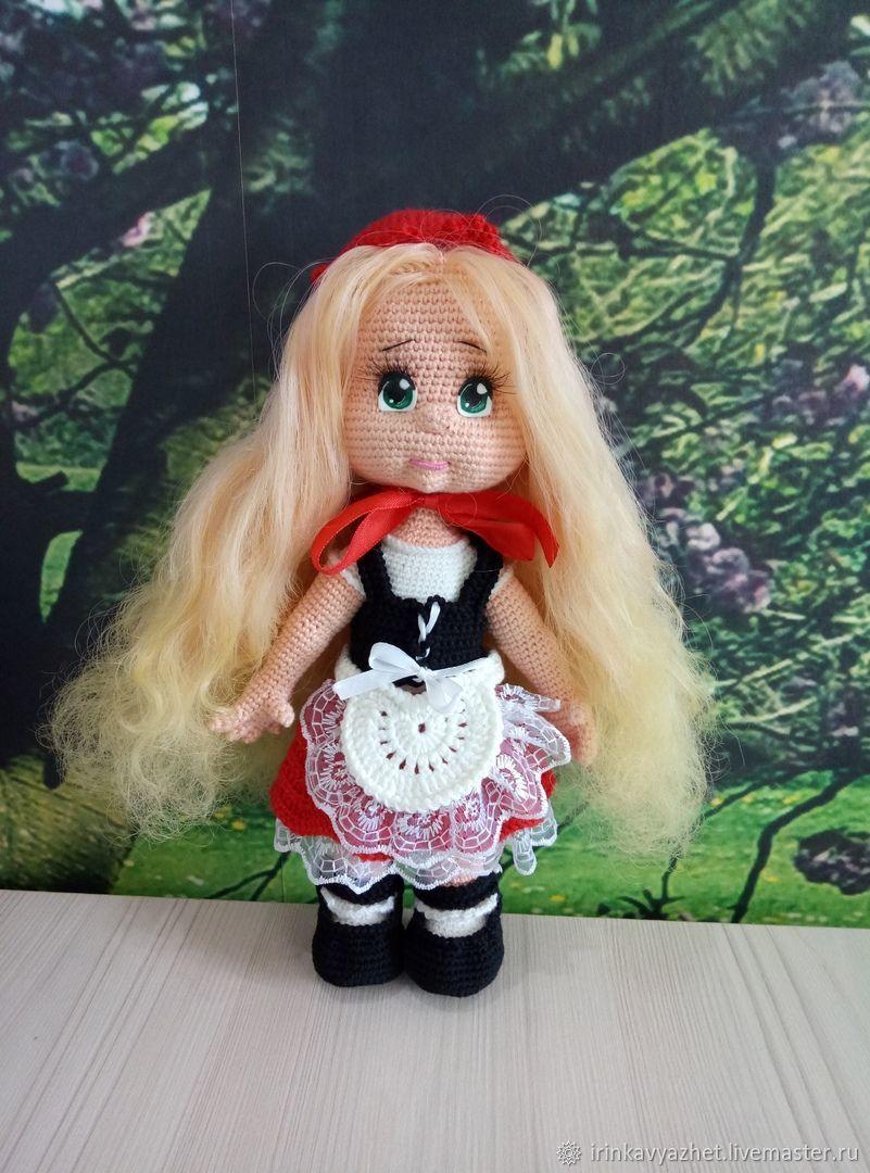 Кукла Красная шапочка, Куклы и пупсы, Ухта,  Фото №1