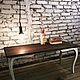 Мебель ручной работы. Ярмарка Мастеров - ручная работа. Купить журнальный стол (coffee table). Handmade. Лофт, массив сосны