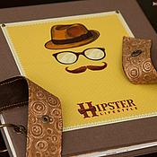 """Канцелярские товары ручной работы. Ярмарка Мастеров - ручная работа Фотоальбом """"Хипстер"""" (Hipster). Handmade."""