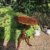 Винтаж handmade. Livemaster - original item Handmade coffee table, wood, Holland. Handmade.