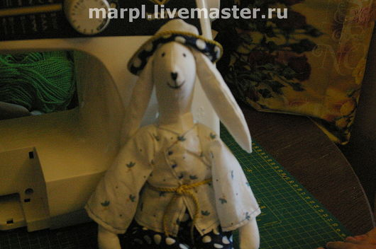 Куклы Тильды ручной работы. Ярмарка Мастеров - ручная работа. Купить Кроль. Handmade. Текстильная кукла, интерьерная игрушка