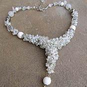 Украшения handmade. Livemaster - original item Exclusive necklace