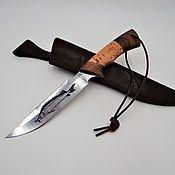 Сувениры и подарки handmade. Livemaster - original item Knife Fisherman. Handmade.