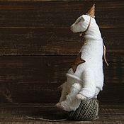 Куклы и игрушки ручной работы. Ярмарка Мастеров - ручная работа Мишка Mr.Magic. Handmade.