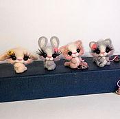 Куклы и игрушки ручной работы. Ярмарка Мастеров - ручная работа Войлочное ассорти. Handmade.