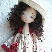 Куклы и игрушки ручной работы. Ярмарка Мастеров - ручная работа Кукла Ирэн. Handmade.