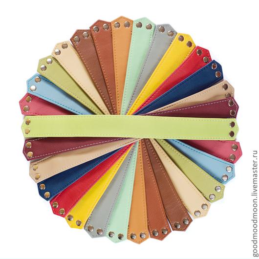Украшения для сумок ручной работы. Ярмарка Мастеров - ручная работа. Купить Разноцветные ручки для клатчей CarryMe. Handmade. Клатч, коричневый