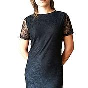 Одежда ручной работы. Ярмарка Мастеров - ручная работа Маленькое черное платье. Handmade.