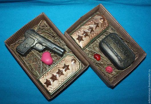 Подарки для мужчин. Мыло ручной работы.23 февраля