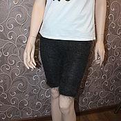 Одежда handmade. Livemaster - original item Shorts: shorts down. Handmade.