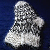 Аксессуары handmade. Livemaster - original item Women`s knitted socks. Handmade.