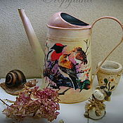 Цветы и флористика handmade. Livemaster - original item The Lake The Bird. Handmade.