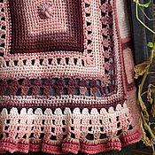 Одежда ручной работы. Ярмарка Мастеров - ручная работа Жилет Душегрея. Handmade.