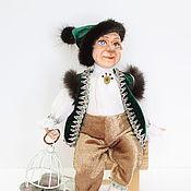 """Куклы и игрушки ручной работы. Ярмарка Мастеров - ручная работа Интерьерная кукла """"Гном"""". Handmade."""