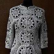 """Одежда ручной работы. Ярмарка Мастеров - ручная работа Жакет """"Очарование"""". Handmade."""