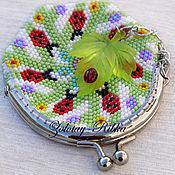 Сумки и аксессуары handmade. Livemaster - original item Handbag coin