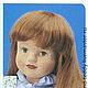 Куклы и игрушки ручной работы. Ярмарка Мастеров - ручная работа. Купить Маска для кукол Glorex. Handmade. Маска для кукол, glorex