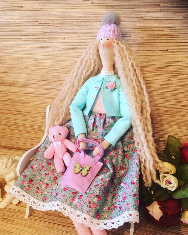 Игровая кукла Тильда, Куклы Тильда, Мытищи,  Фото №1