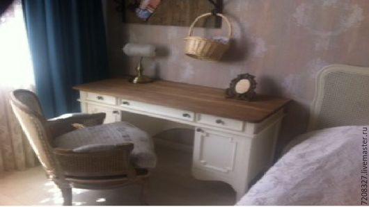 Мебель ручной работы. Ярмарка Мастеров - ручная работа. Купить 27. Стол письменный. Handmade. Стол письменный, классика