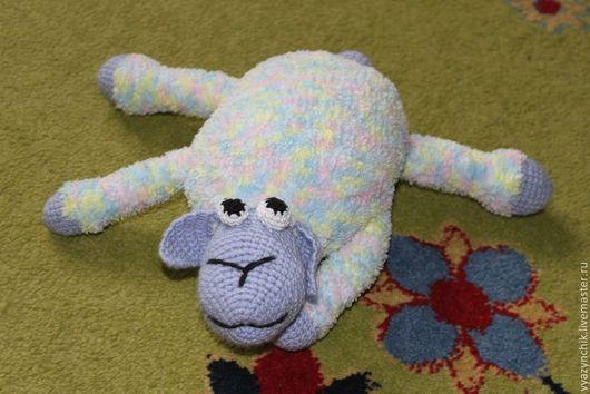 Игрушки животные, ручной работы. Ярмарка Мастеров - ручная работа. Купить Овечка. Handmade. Овечка, Овечки, овечка ручной работы