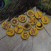 Фен-шуй и эзотерика ручной работы. Ярмарка Мастеров - ручная работа Ведьмины РУНЫ. Handmade.