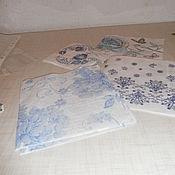 Дизайн и реклама ручной работы. Ярмарка Мастеров - ручная работа Салфетки для декупажа. Handmade.