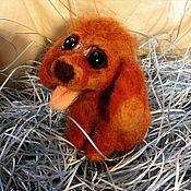Куклы и игрушки ручной работы. Ярмарка Мастеров - ручная работа Пудель. Handmade.