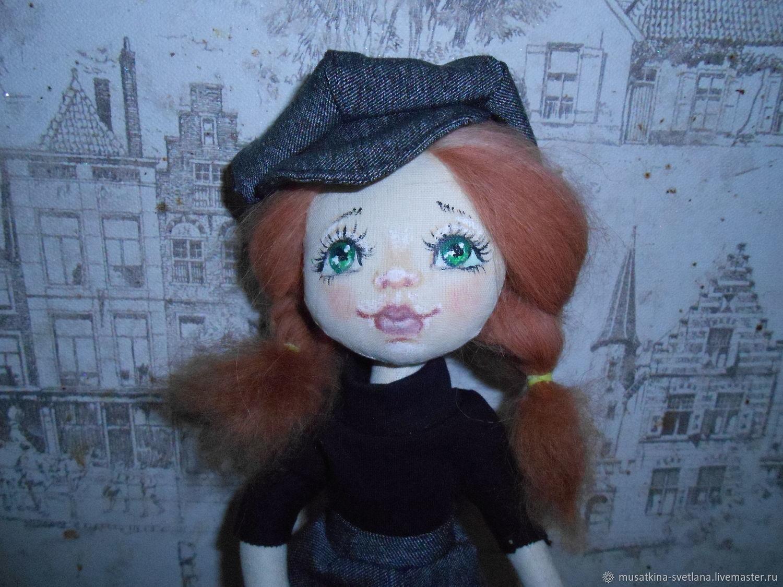 Пацанка, Интерьерная кукла, Ульяновск,  Фото №1