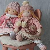 Вальдорфские куклы и звери ручной работы. Ярмарка Мастеров - ручная работа Вальдорфская кукла Стефания 36 см. Handmade.
