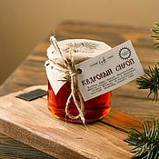 Сувениры и подарки handmade. Livemaster - original item Syrup Of Pine. Handmade.