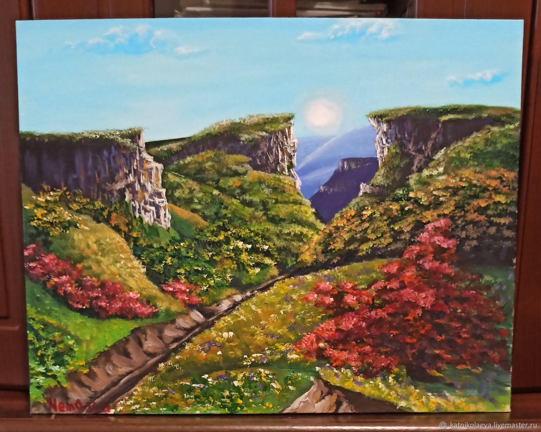 Крымский пейзаж, Картины, Симферополь,  Фото №1